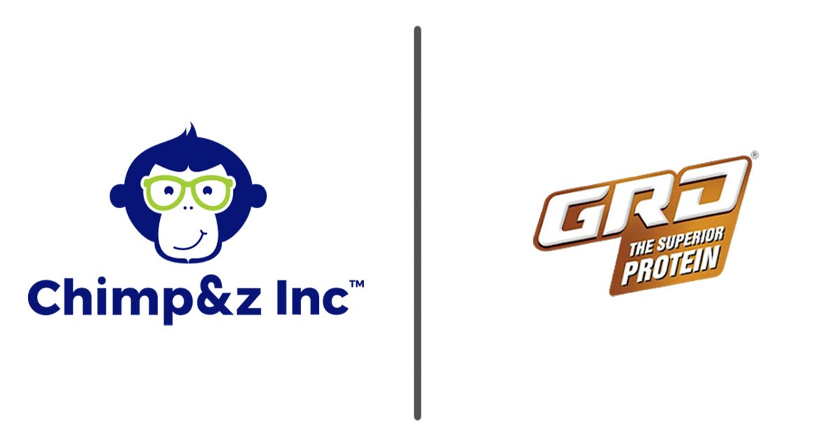 Chimp&z Inc Awarded Digital Mandate for GRD – The Superior Protein