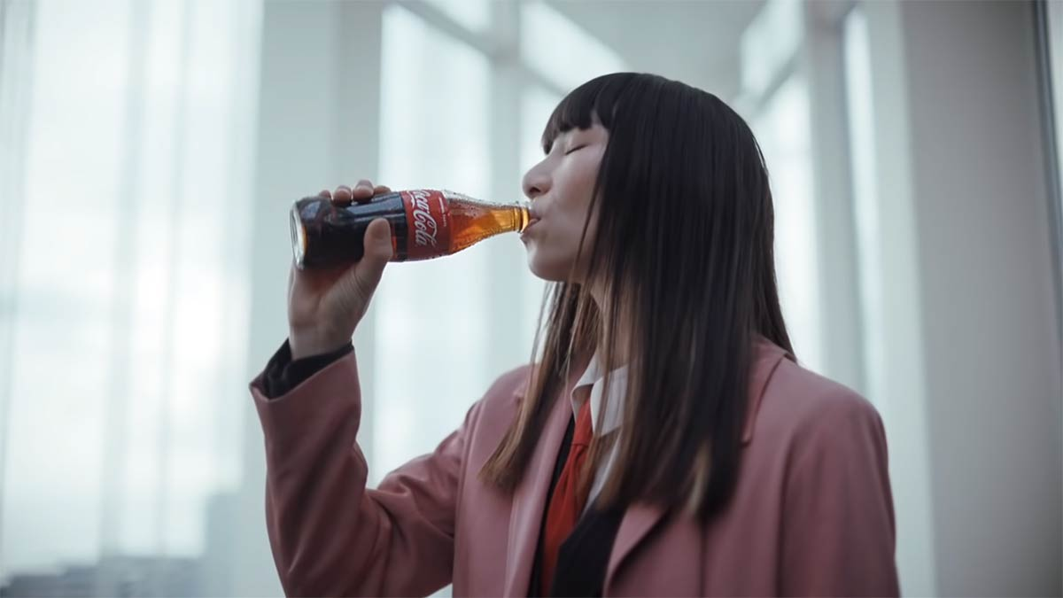 BTS Turns it Up a Notch in New Coca-Cola Campaign