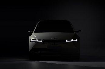 Hyundai Releases First Images of the Futuristic IONIQ 5