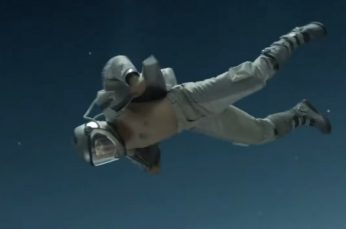 L&P Launches a Chilled Out Death Defying Space Jump Campaign