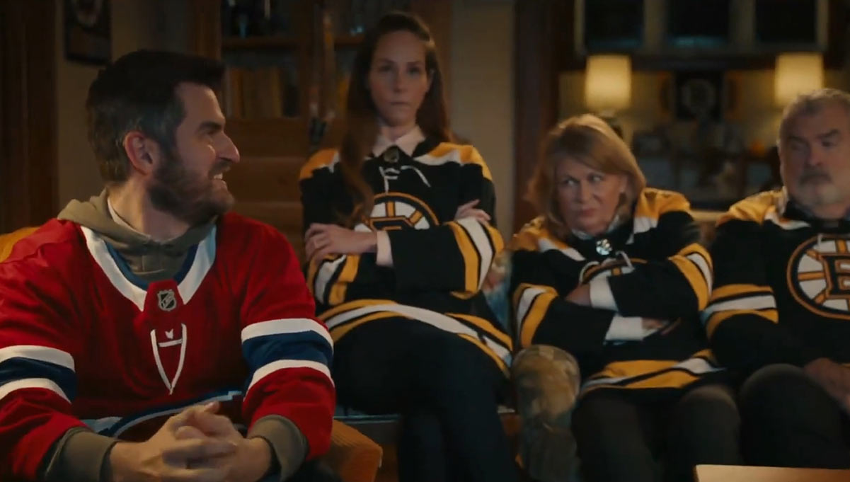 Hockey's Complicated, Drinking a Molson…Not So Much