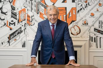 Sir Martin Sorrell on Recent Mergers, COVID-19, and What's Ahead for the Ad Industry