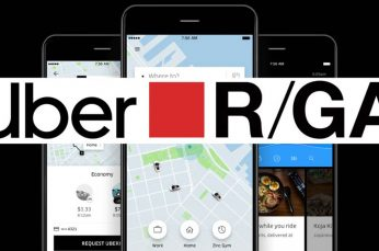 Uber Global Selects R/GA as Social AOR