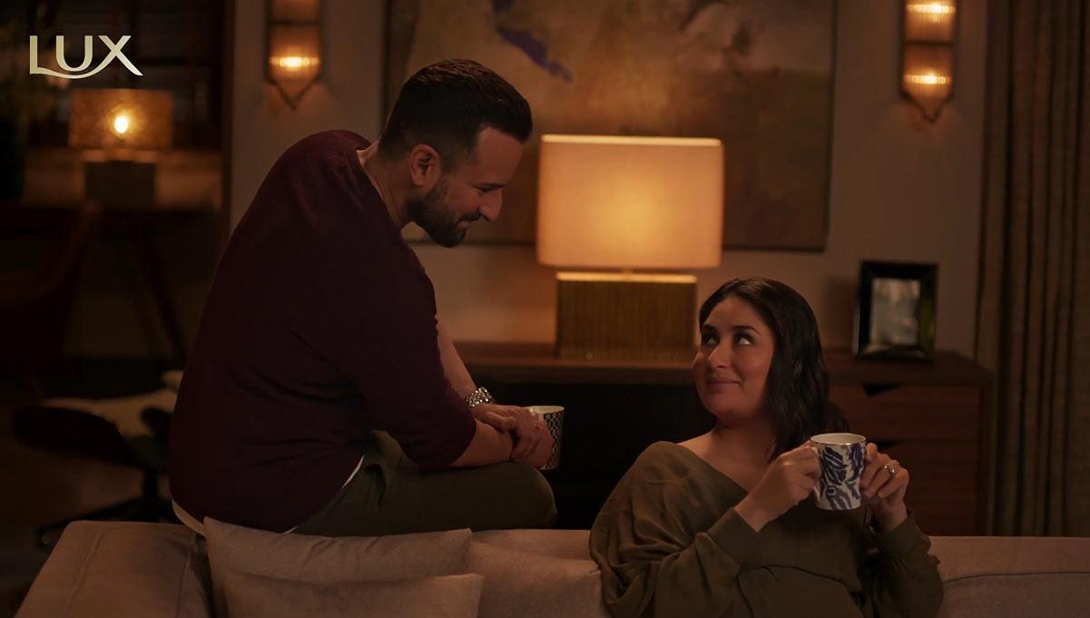 Kareena Kapoor Khan Stars in New Lux Ad