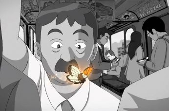 Magnum Ice Cream Brings Light to a Dark World with Animated Shorts