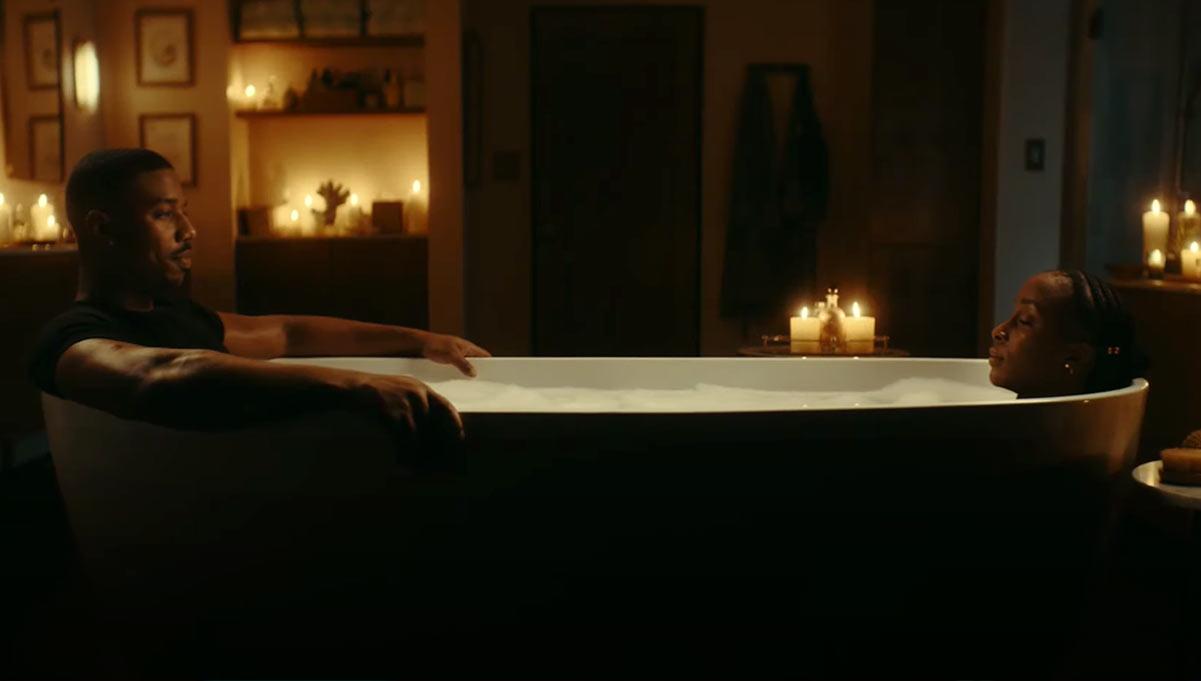 Michael B. Jordan Plays Alexa in Steamy Super Bowl Ad