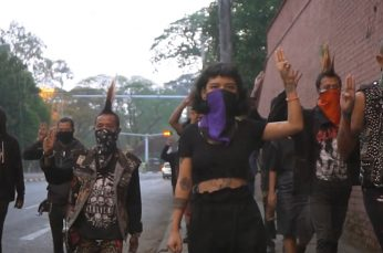 "Music in Asia: ""One Day"" Rebel Riot-Myanmar"
