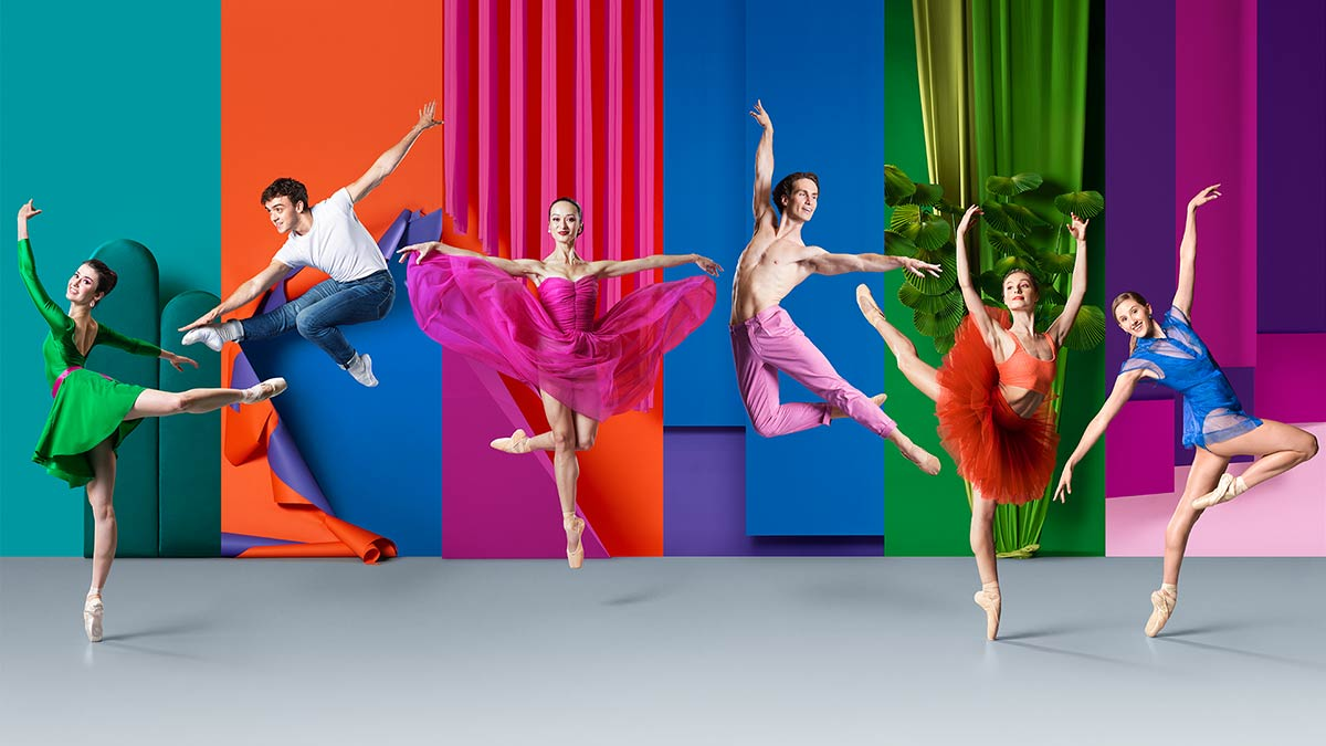 Telstra and The Australian Ballet Takes Dance to the Really Small Stage