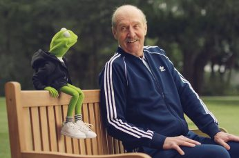 Kermit the Frog Tells Us It Ain't Easy Being Green in Adidas Spot