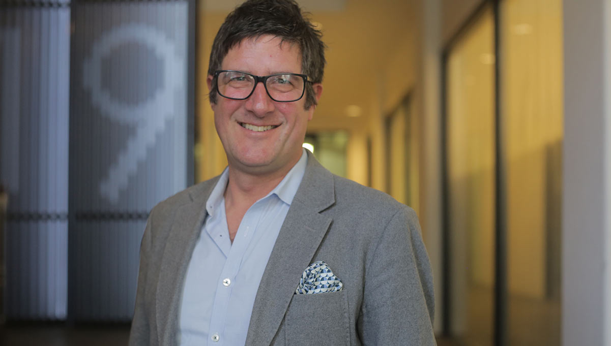 Andrew Holt Launches Marketing Consultancy, The Whole Picture