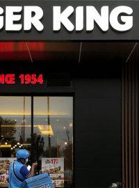 Burger King China Awards UM China Media Business