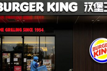 Burger King China Awards UM China Media Business
