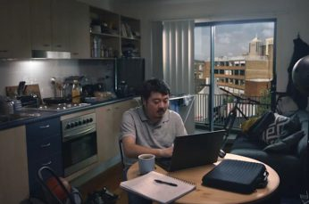 Domain's New Campaign Shows Us That We Don't Have to Live in the Crappy Apartment