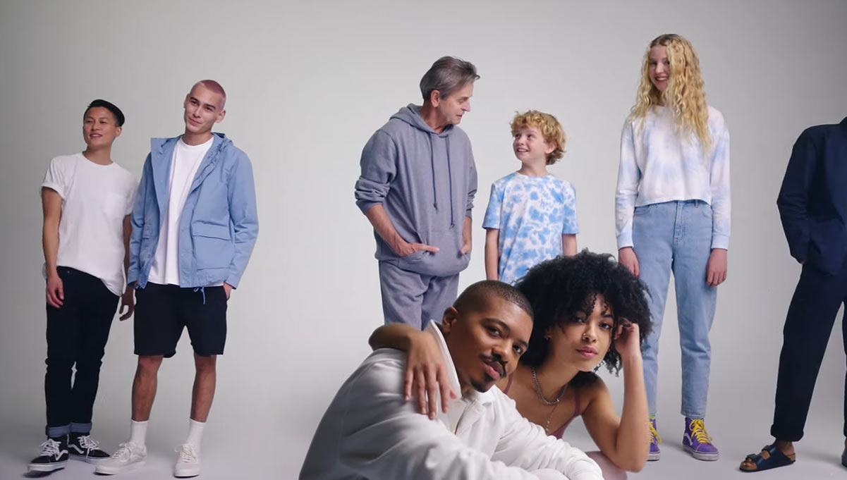 Branding Sustainability: GapLeans Into Next-Gen Values for New Collection