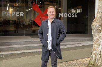 Graham van der Westhuizen Named GM at Paper Moose