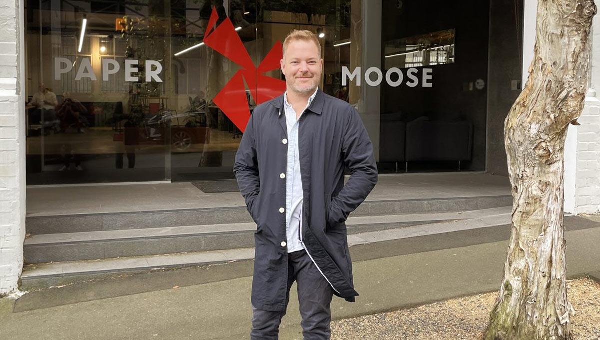 Graham van der Westhuizen Named GM at Paper Moose