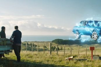McDonald's New Zealand Transports Hungry Kiwis Through Time and Space Straight to its Locally Sourced Ingredients