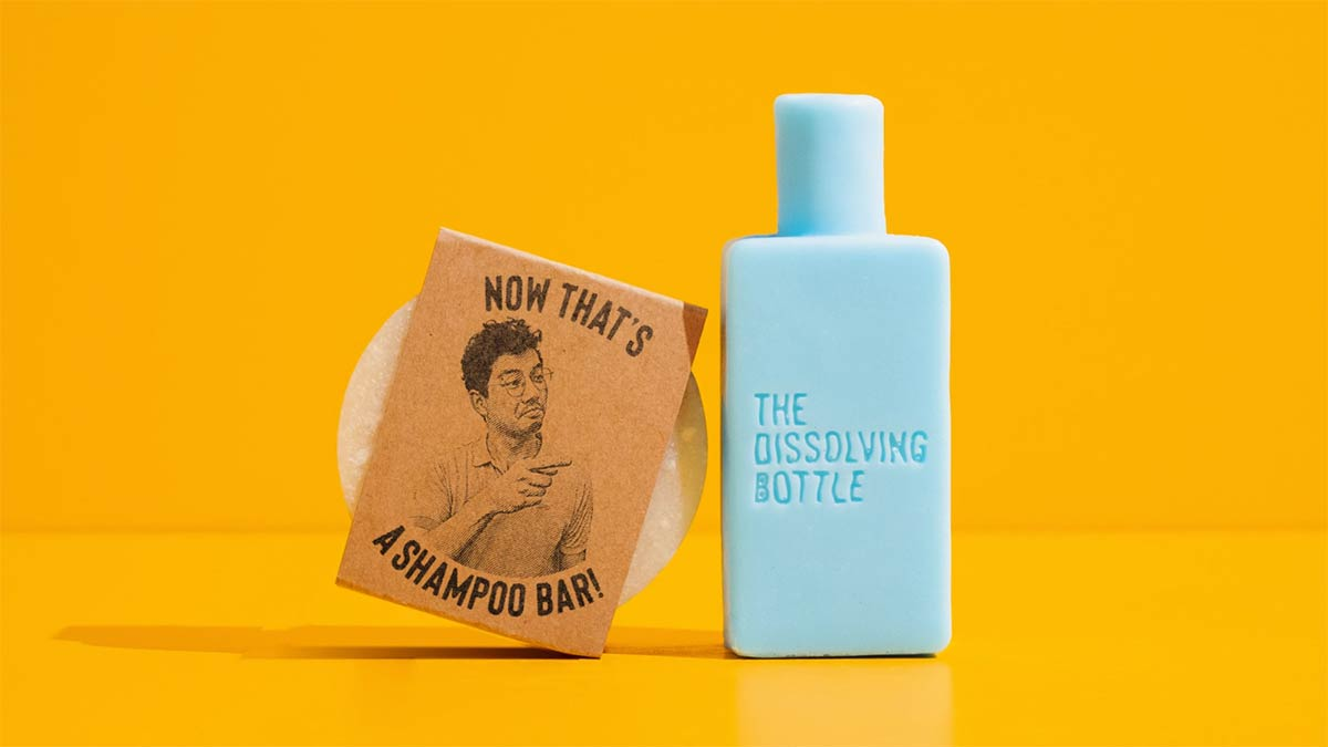 BBDO Guerrero Ditches Plastic with the 'The Dissolving Bottle'