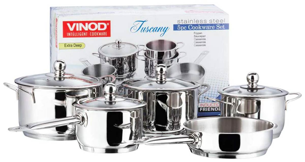 Vinod Cookware Awards Digital Communications Account to Chimp&z