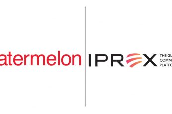 Watermelon Partners with Iprex Global Communication Platform