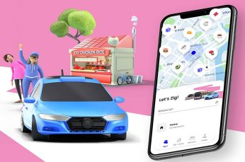 ComfortDelGro Launches Mobility & Lifestyle App 'Zig' in Partnership with R/GA Singapore