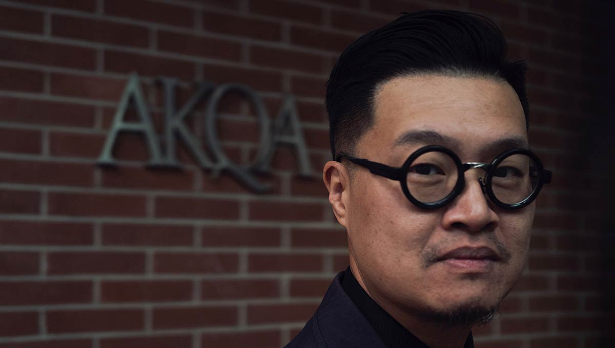 Jon Ip Promoted to Managing Director at AKQA Shanghai