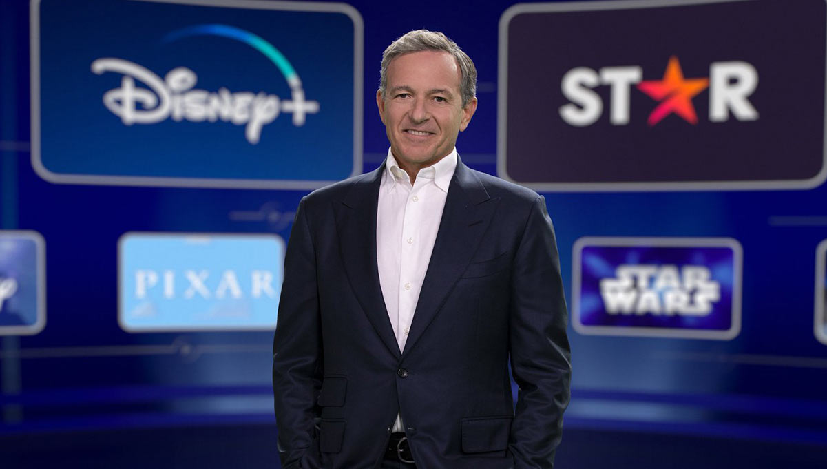 Disney's Robert Iger to Receive 2021 Honorary Clio Award