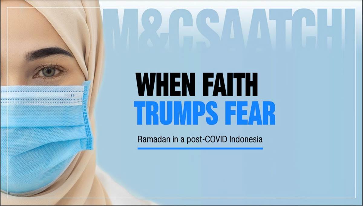 Faith Trumps Fear this Ramadan as Consumer Confidence Grows in Indonesia