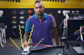 "Nick Kyrgios and Others Ask, ""Can I Zip It?""(Spoiler: Yes, You Can)"