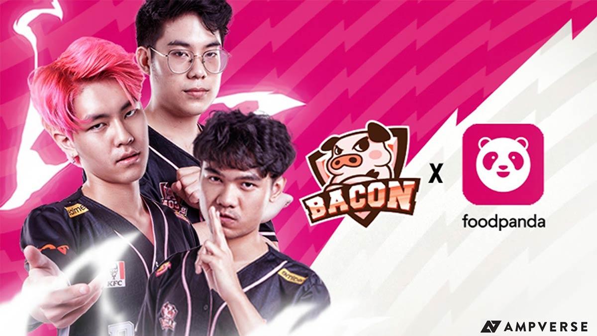 Ampverse and Sportfive Secure Foodpanda as E-sport's Bacon Time's Latest Partner