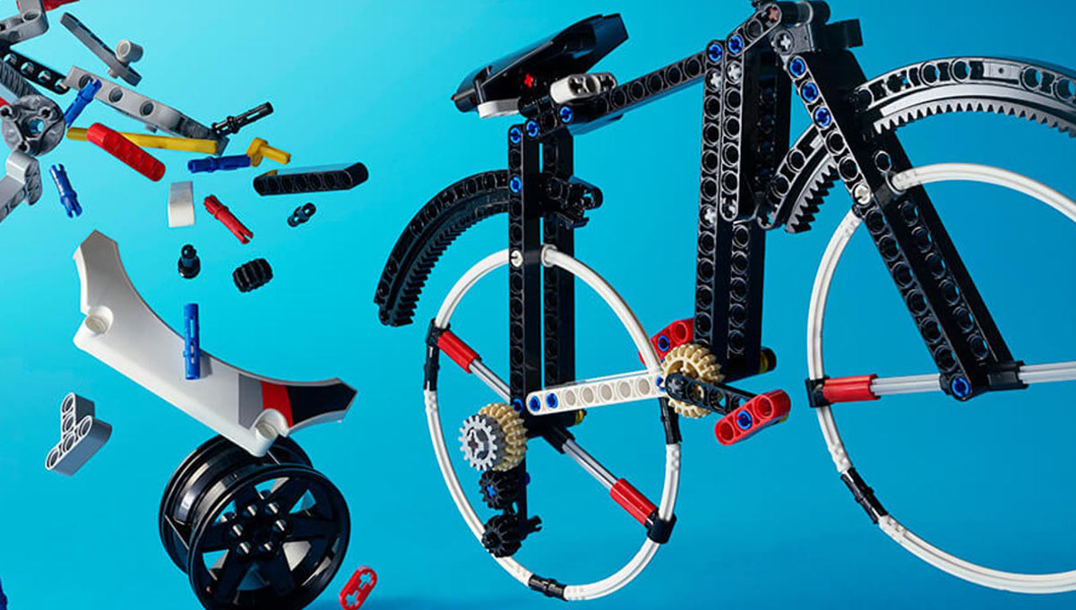Branding Sustainability: Coal Mines to Wind Mills, Lego Transforms Toy Sets into Green Alternatives