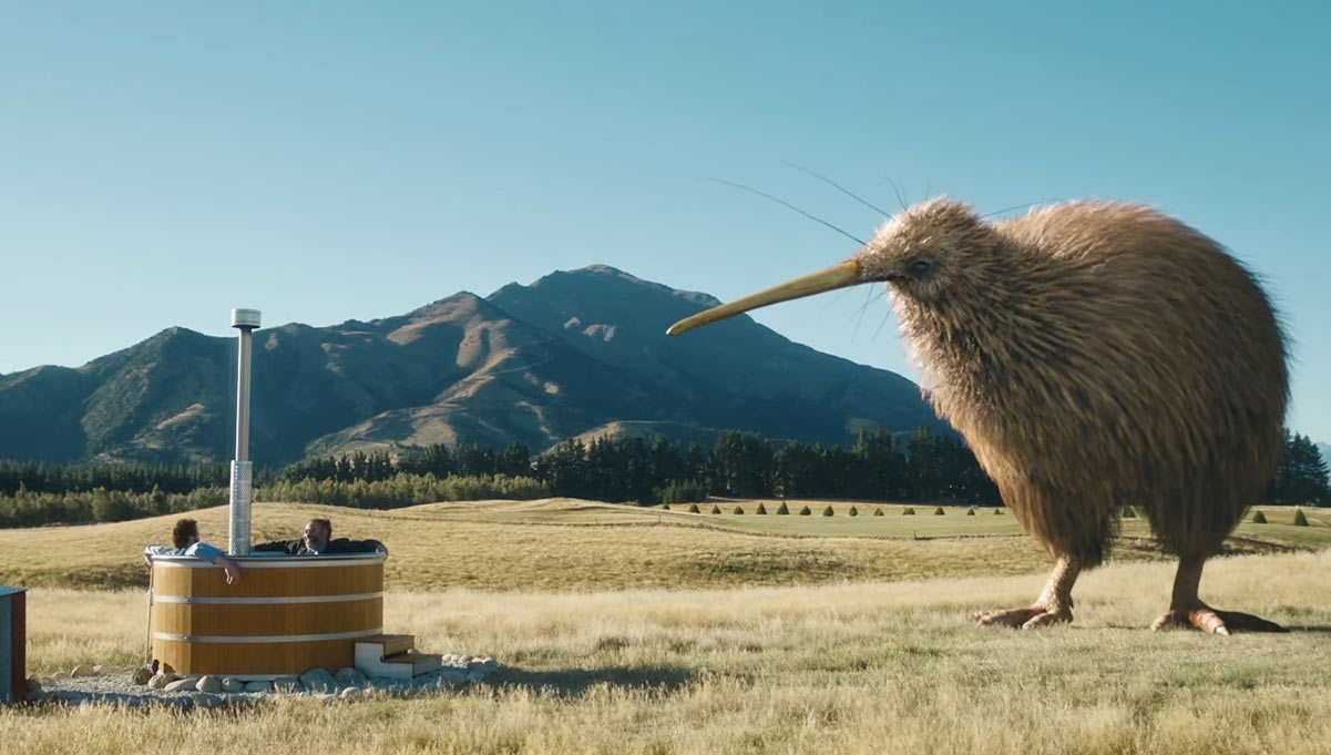 Tourism New Zealand Drops a Surreal Spot Calling on Aussies to Stop Dreaming About that Holiday
