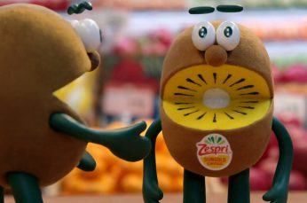 Zespri Launches a Crazy Sweet New Campaign
