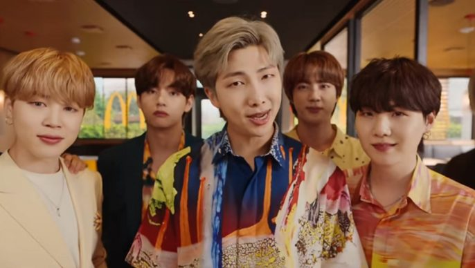 BTS-Mania Leads to 32 McDonald's Health Code Violations in Indonesia