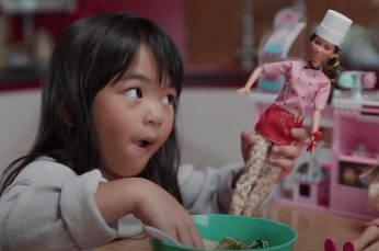Barbie 'A Doll Can Help Change the World' Campaign Emphasizes the Importance of Playing With Dolls