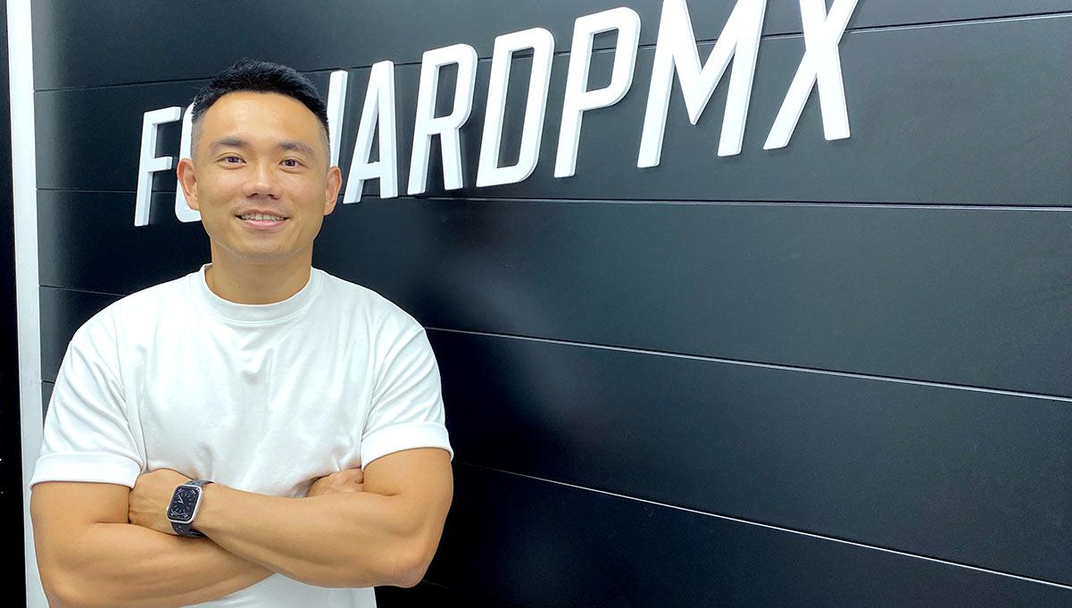 Edison Woo Elevated by ForwardPMX to Regional VP of Organisational Development APAC