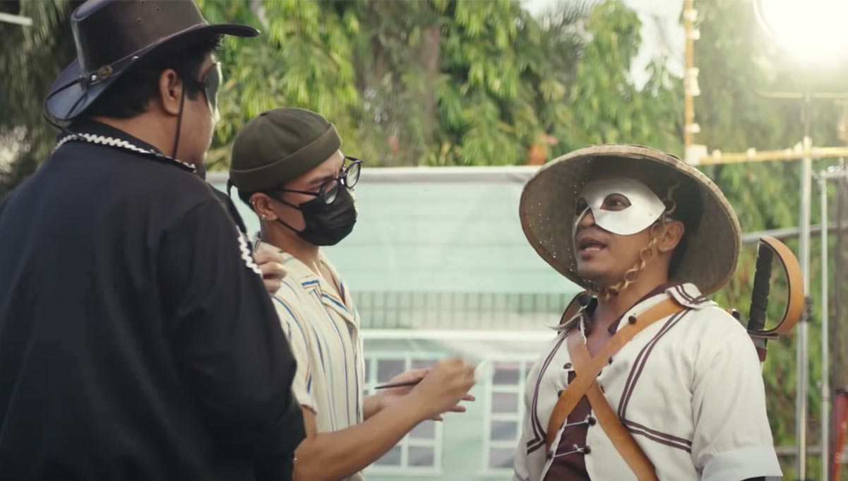 Funny Campaign in the Philippines Imagines What it Would Be Like to Be Rich