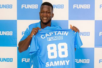 Cricket Superstar Daren Sammy Named Brand Ambassador for Fun88