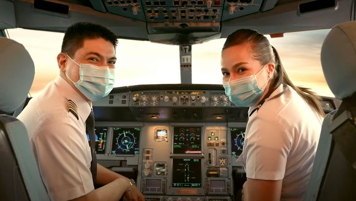 Philippine Airlines Launches COVID-19 Safety Video to Assure Passengers 'You're Why We Fly Safe'