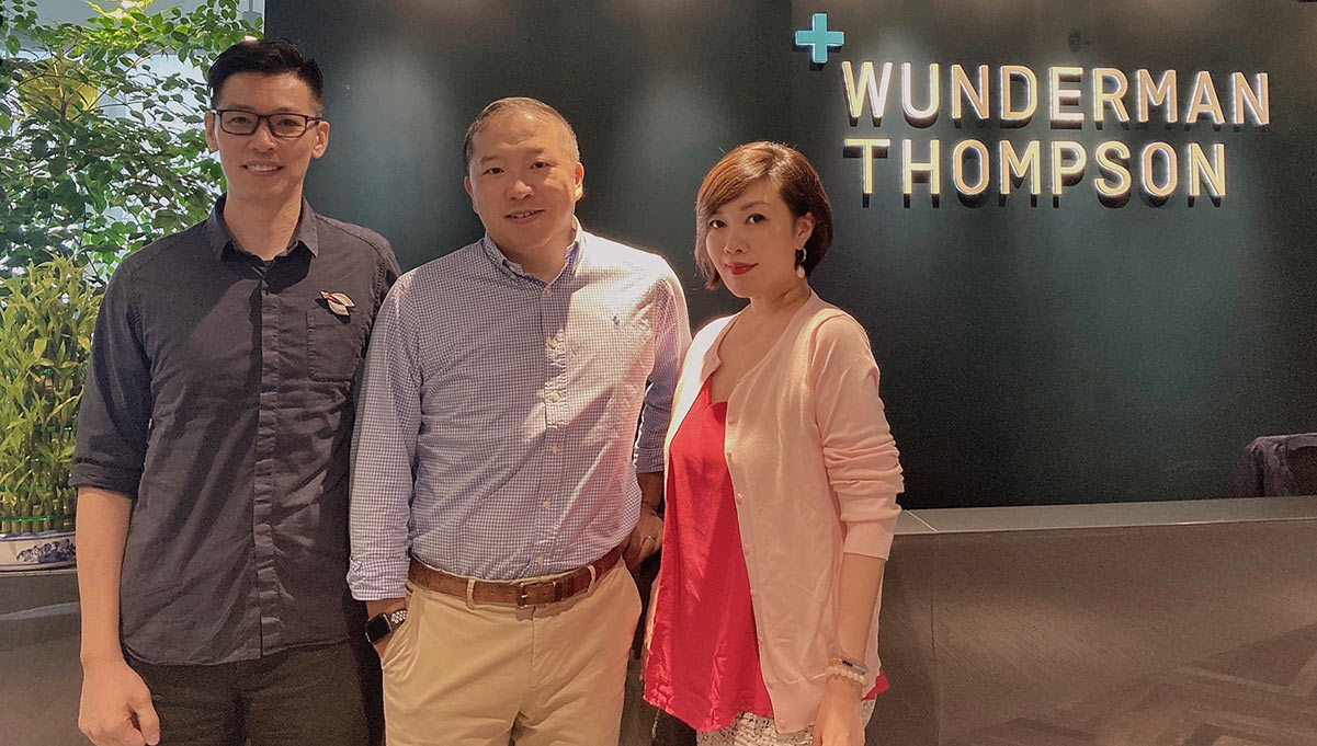 Wunderman Thompson China Appoints Raymond Chin and Joyce Ling to Senior Roles