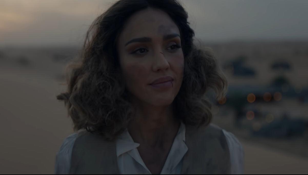 Jessica Alba Finds Herself in the Latest Great Dubai Presents Campaign Film