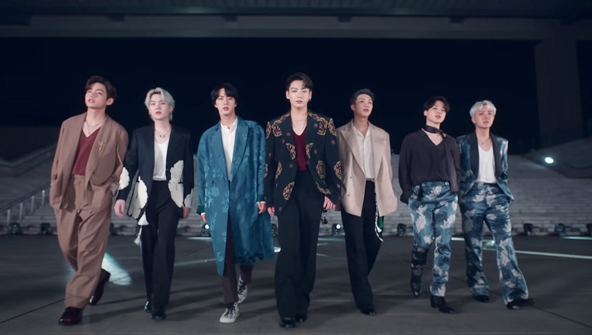 BTS Seoul Tourism Ad Calls on People to Remain Strong During Difficult Times