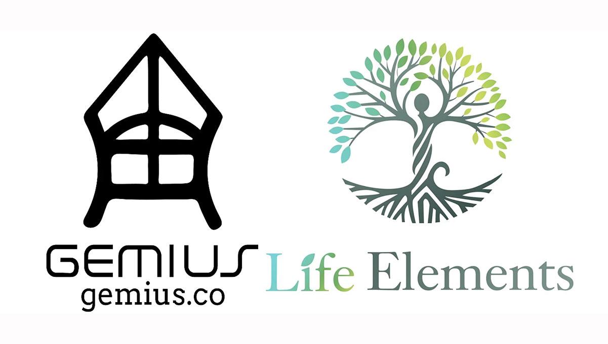 Gemius Design Studio Awarded Life Elements Account