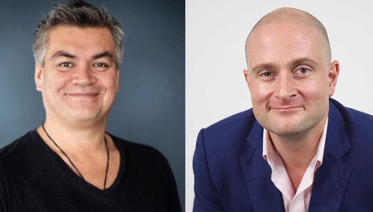 Edelman Promotes John Kerr and Adrian Warr