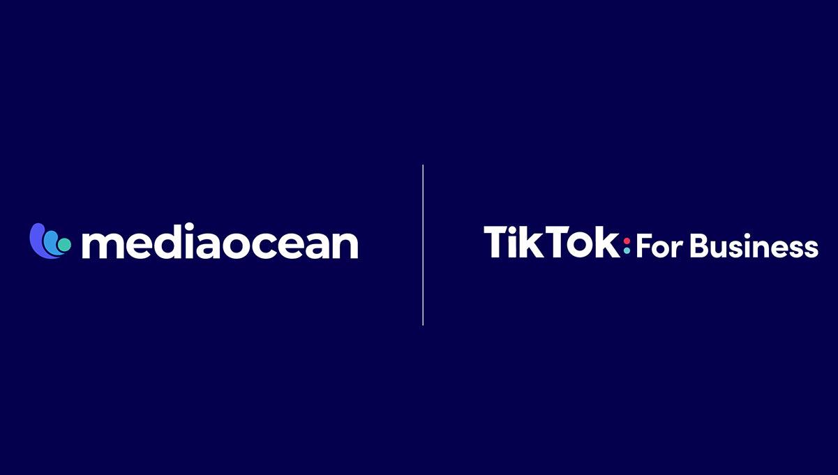 Ad Platform Mediaocean Partners with TikTok