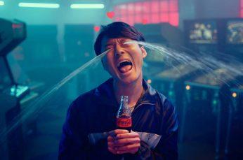 Coca-Cola's New No Sugar Coke Rolls Out With a Colorful Campaign