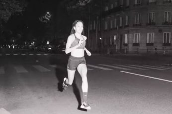 Paris Athletic Brand Gets Runners to Break the Law and Get Caught on Camera Doing it