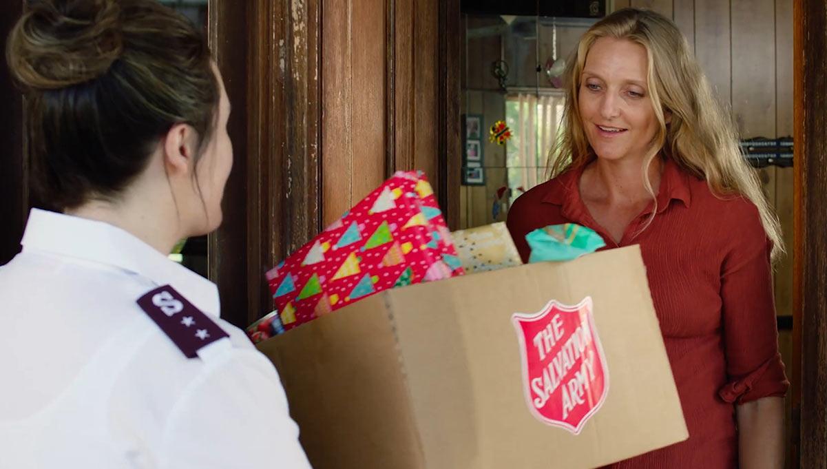 Thinkerbell Wins Salvation Army Australia Account