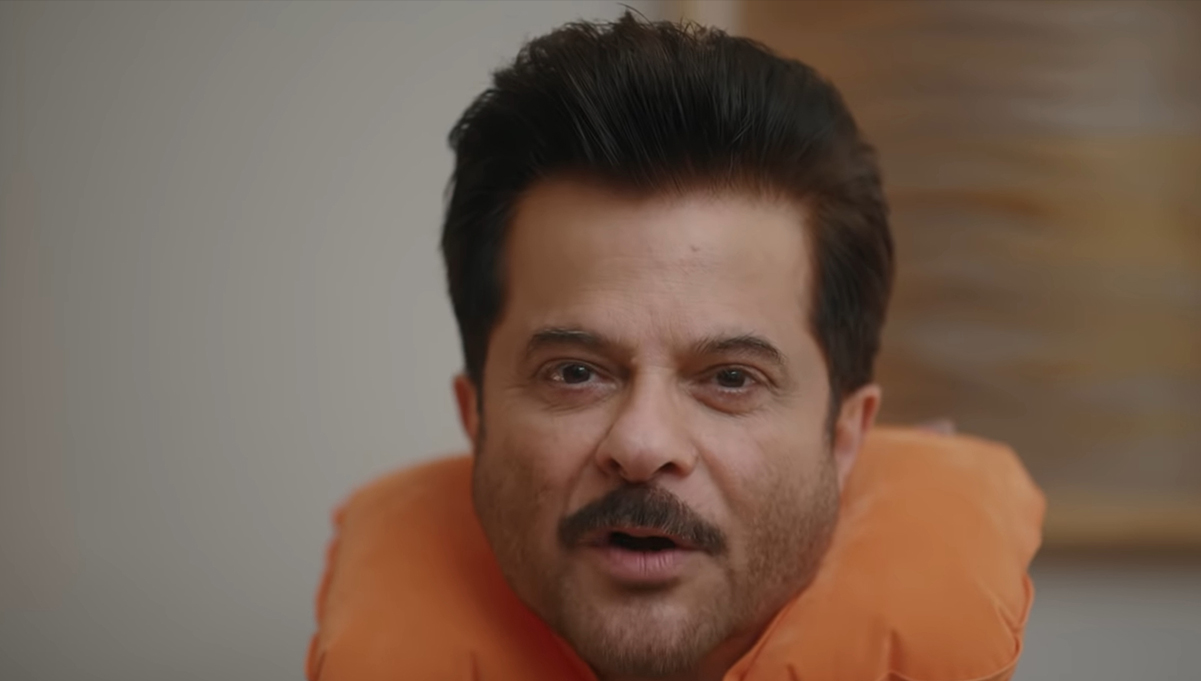 Anil Kapoor is Excited to Travel Again in Cleartrip Campaign